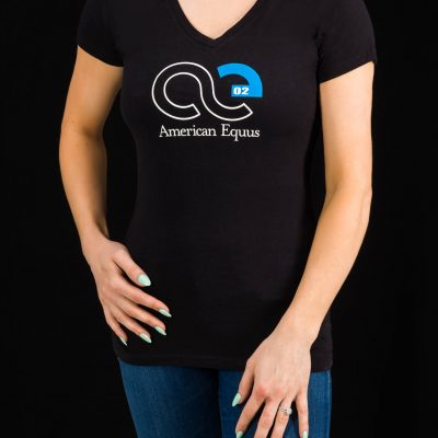 American Equus Women's V-Neck T-Shirt