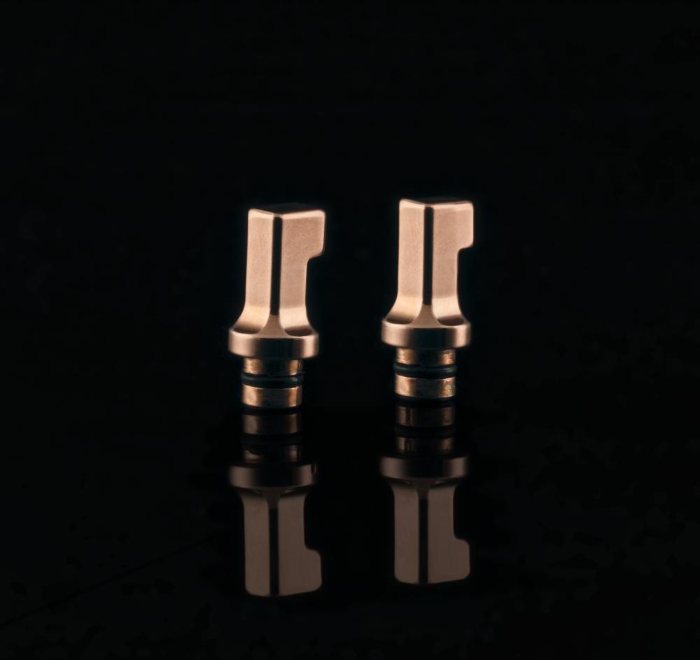 Hammerhead Interchangeable Shanks in Copper