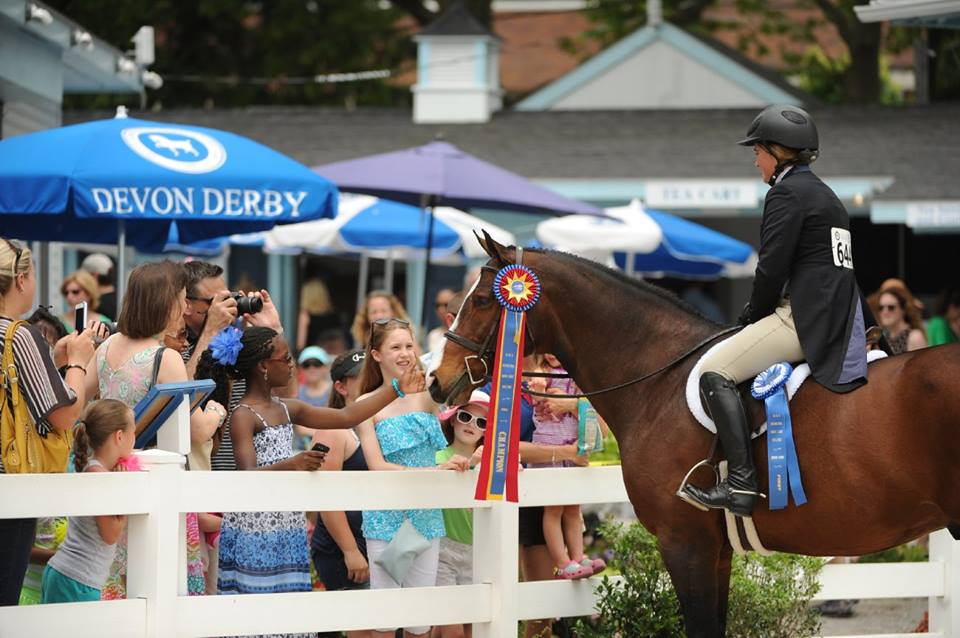 Victoria Colvin Joins Impressive List of American Equus Chosen Riders