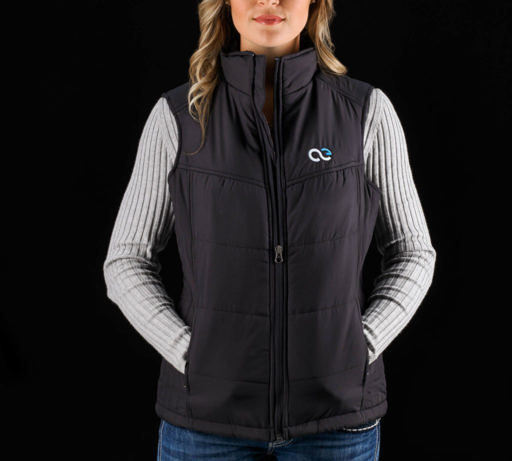 Ladies Signature Puffy Vest