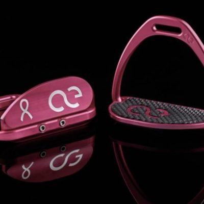 TearDrop XL Breast Cancer Irons