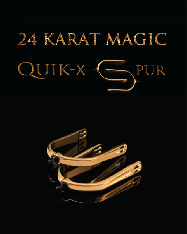 24 Karat Magic - Quik-x Spurs