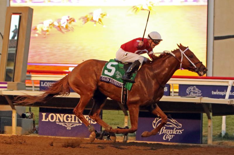 American Equus Riders Dominate 2017 Breeders' Cup Leaderboards
