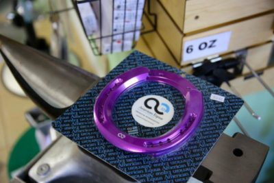 Monobloc Sport Horseshoes are available in Wellington, Fla. at Visby's and Palm Beach Farrier Supply