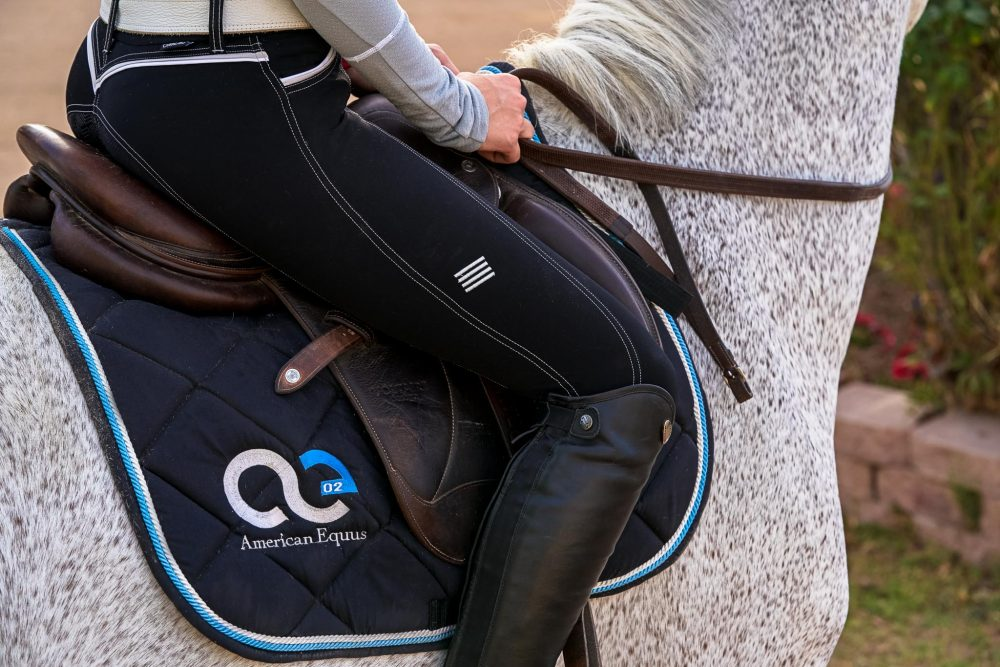 American Equus Signature Saddle Pad