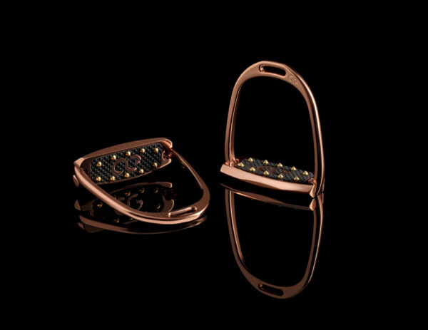 American Equus Hunter EQ Stirrups Copper Edition