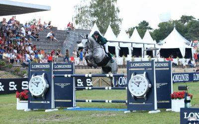 American Equus Congratulates Ireland's Jason Foley on Taking Home Gold