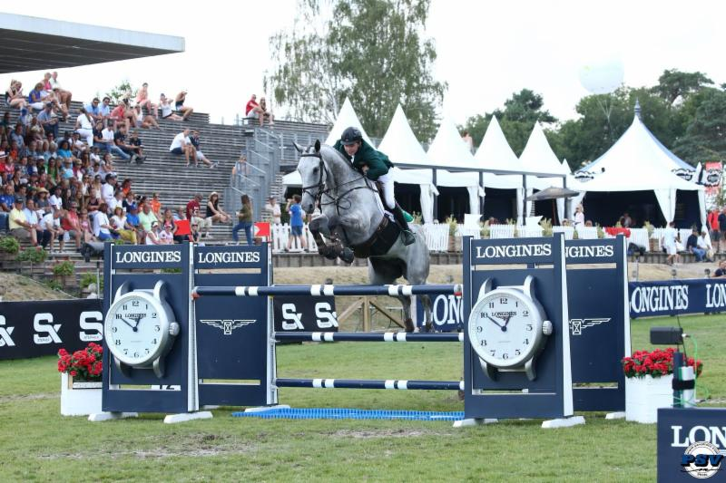 American Equus Congratulates Ireland's Jason Foley on Taking Home Gold