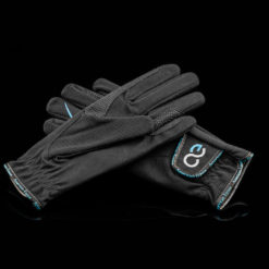 American Equus UltraFeel Riding Gloves Palm View