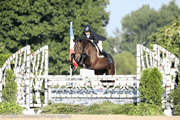 American Equus Chosen Rider Victoria Colvin Named First Three-time Platinum Performance/USHJA International Hunter Derby Champion