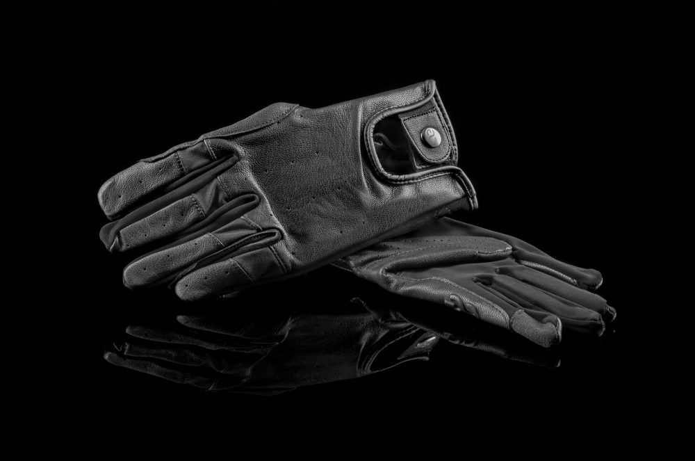 American Equus Hunter Luxe Leather Riding Gloves