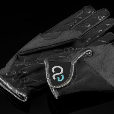 American Equus DECADE Equestrian Riding gloves.