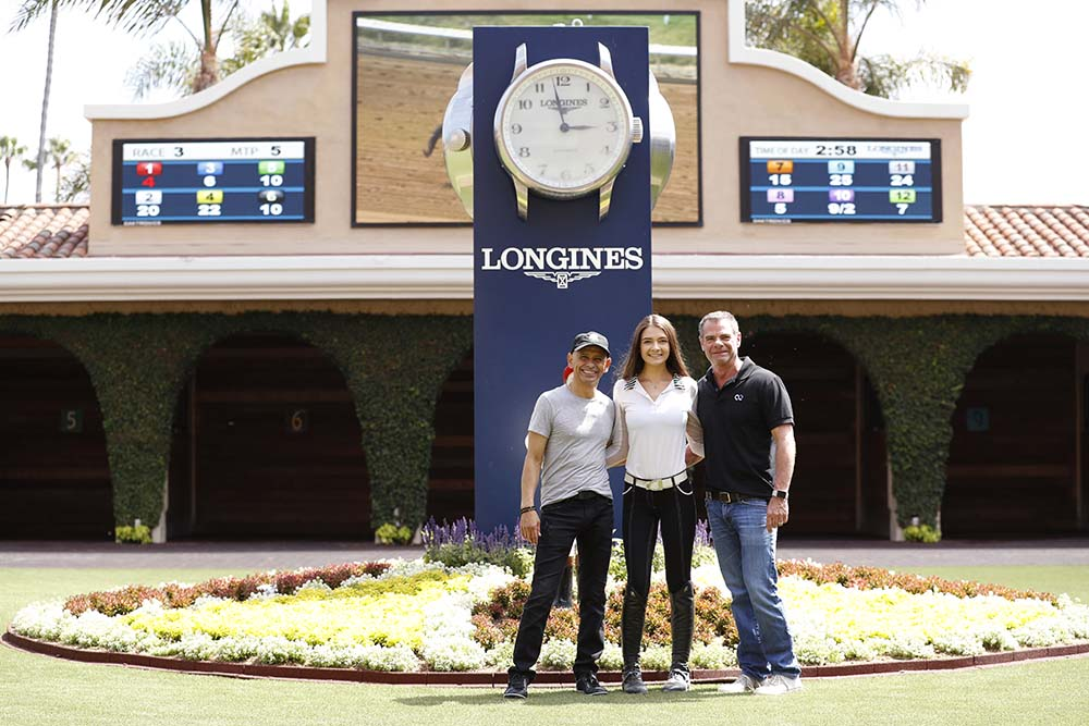 about american equus david with daughter and mike smith