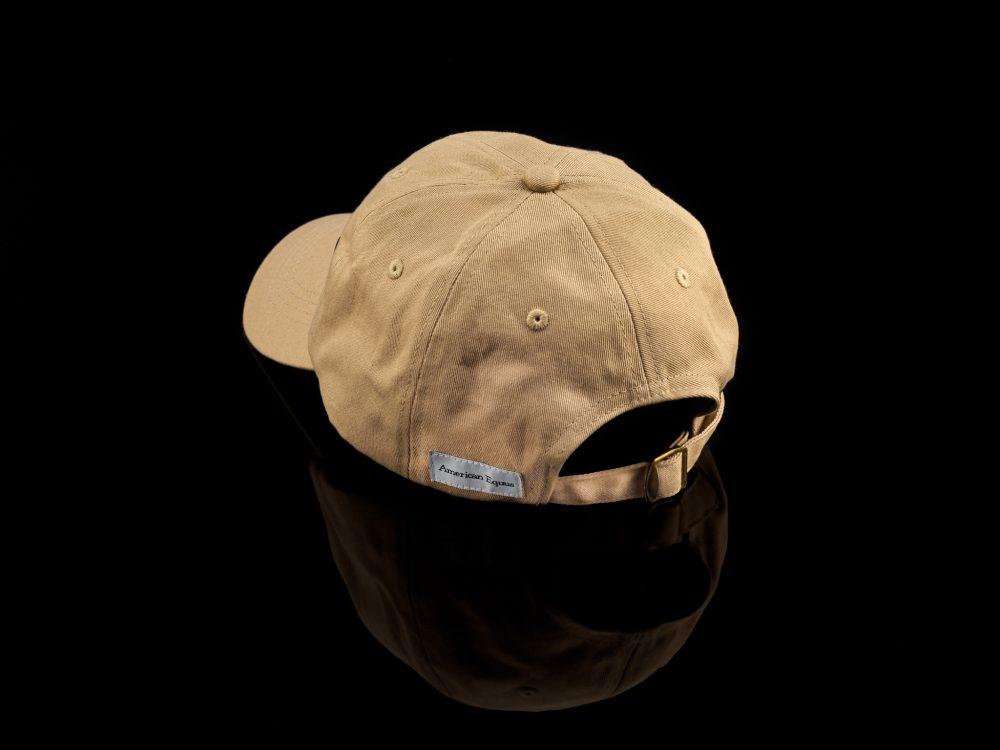 American Equus Signature Black Label Cap - Tan