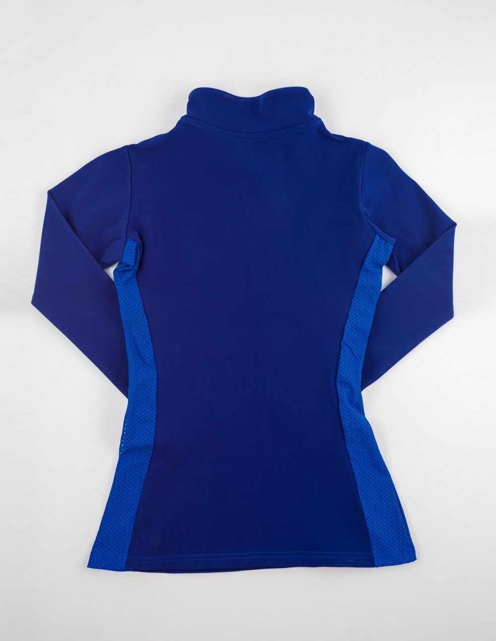 American Equus Technical Rider Wear - Base Layer Top Blue