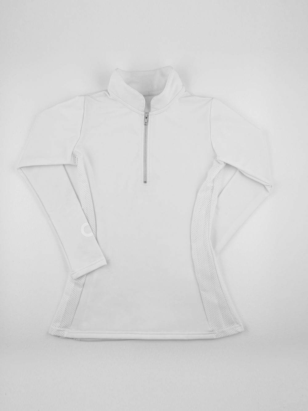 American Equus Technical Rider Wear - Base Layer Top White