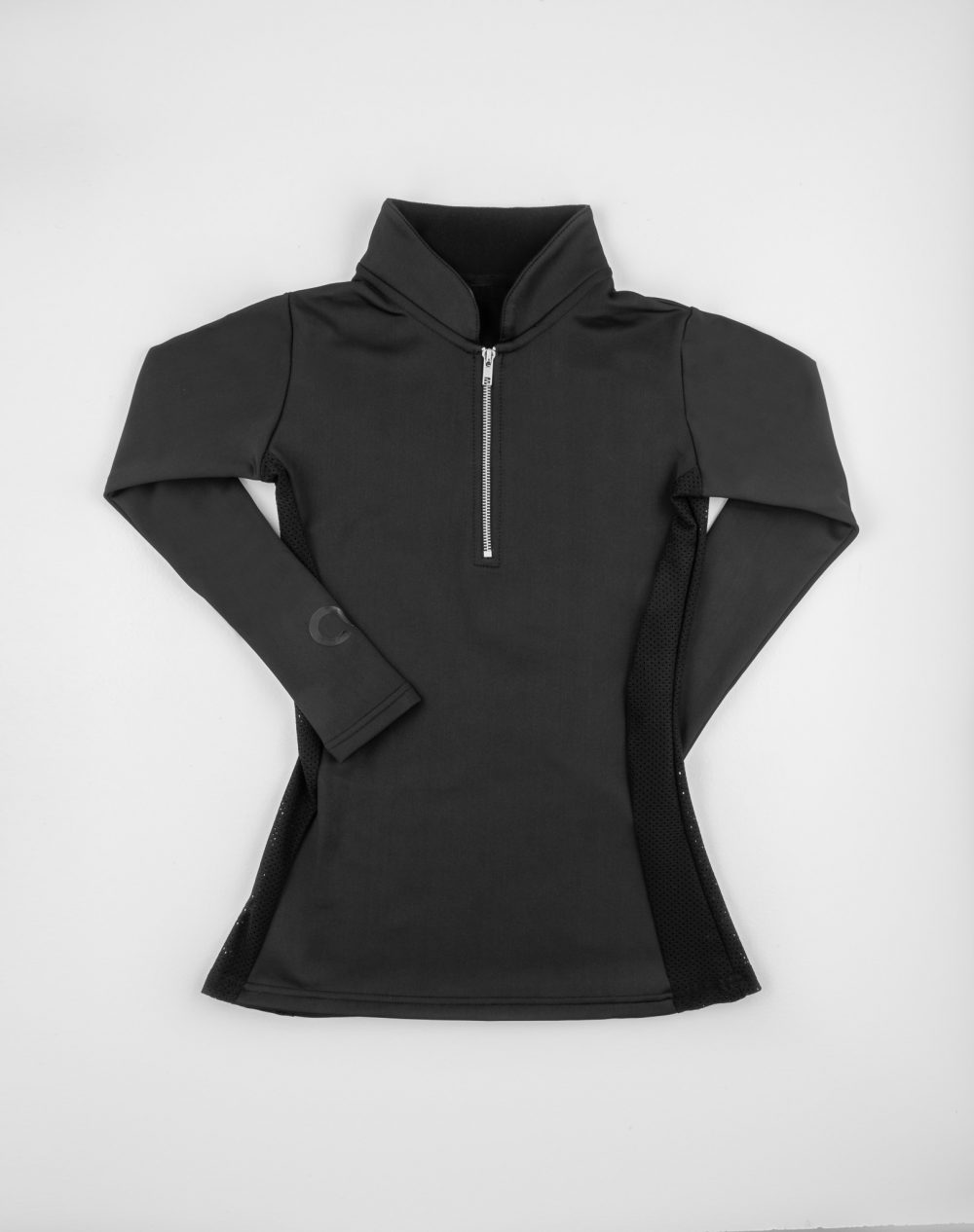American Equus Technical Rider Wear - Black Label Base Layer Top