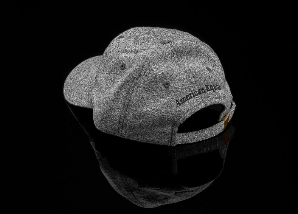 American Equus Black Label Melange Hat