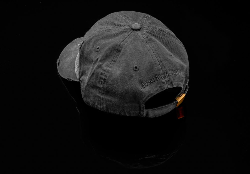 American Equus Black Label Vintage Hat