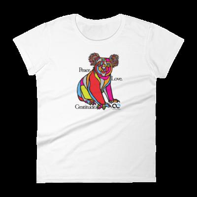 American Equus Australia Relief TRI-Blend T-Shirt