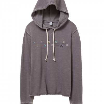 American Equus Day Off Hoodie -Follow Your Sole -Grey