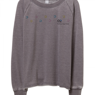 American Equus Lazy Day SweatShirt Follow Your Sole