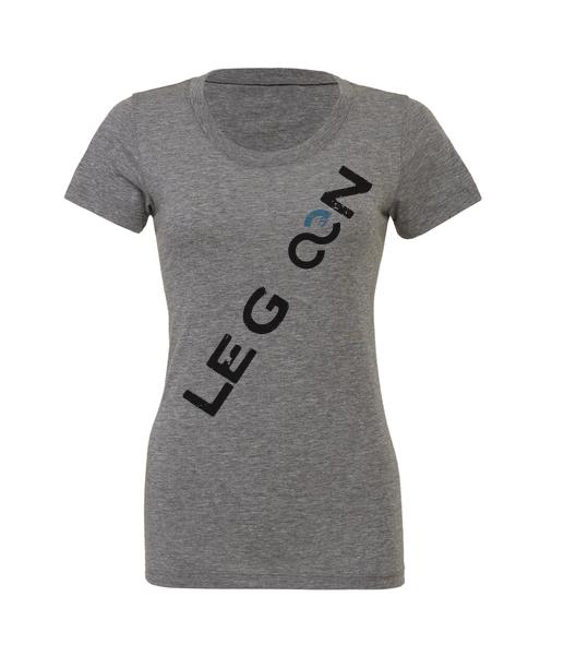 American Equus LEG ON Ladies T-Shirt