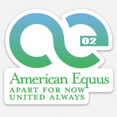 American Equus United Always Decal