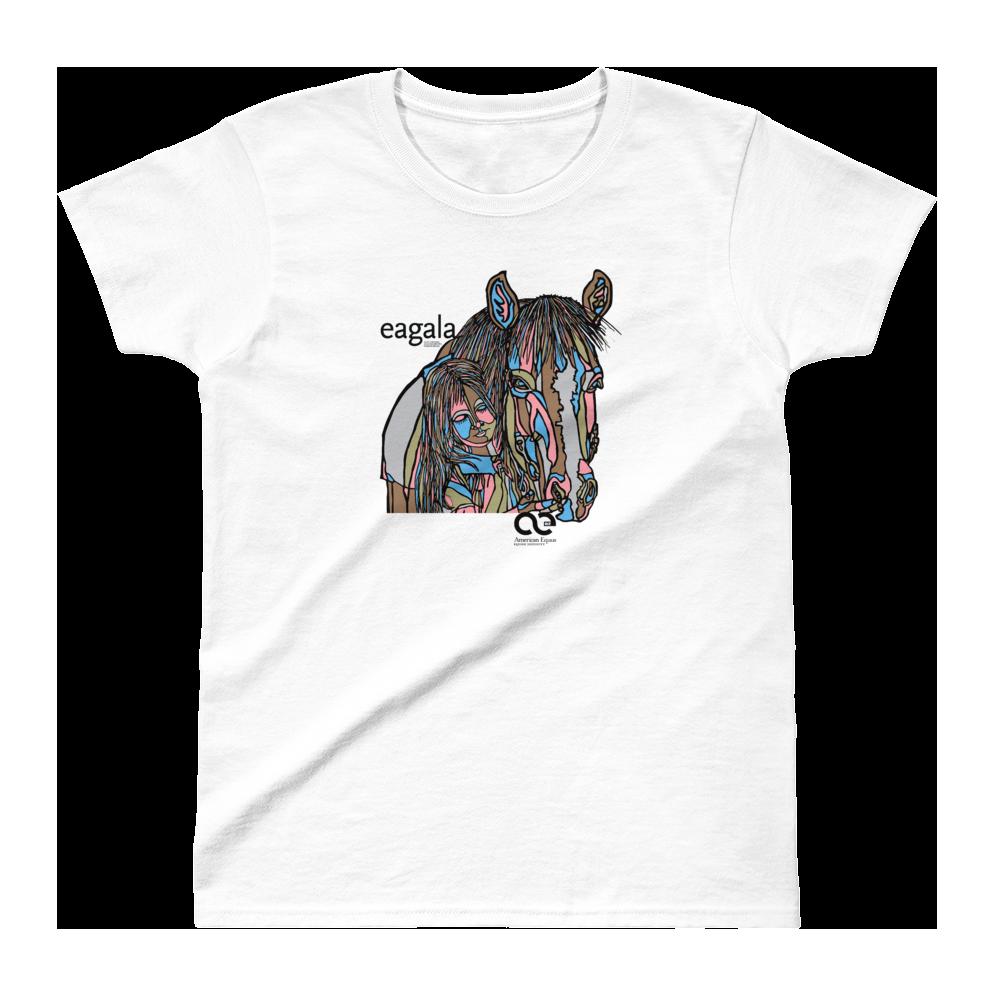 American Equus Eagala Unisex Crew T-Shirt
